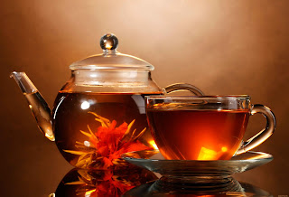 Оригинальные рецепты чая