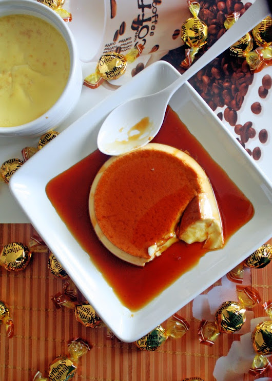 CARAMEL CUSTARD / FLAN ~ Sindhoora's Kitchen