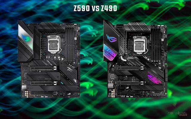 Có nên nâng cấp mainboard Z490 lên Z590