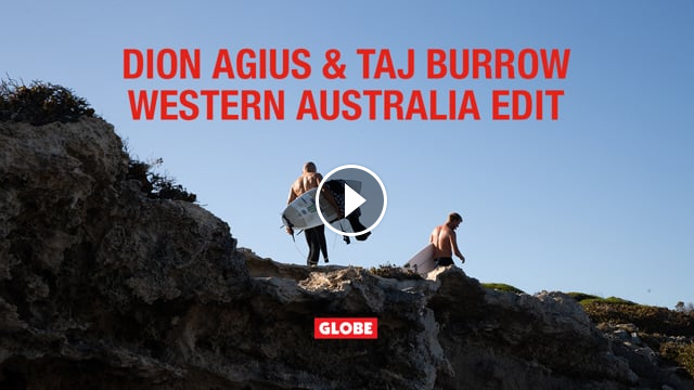 Dion Agius Taj Burrow - Western Australia Edit