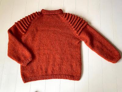 Strik, Sweater, Spektakelstrik