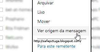 Como descobrir o IP através do email no outlook.com