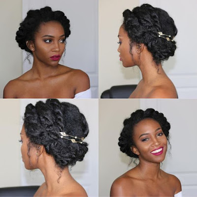 Transitioning Hairstyles For Short Hair