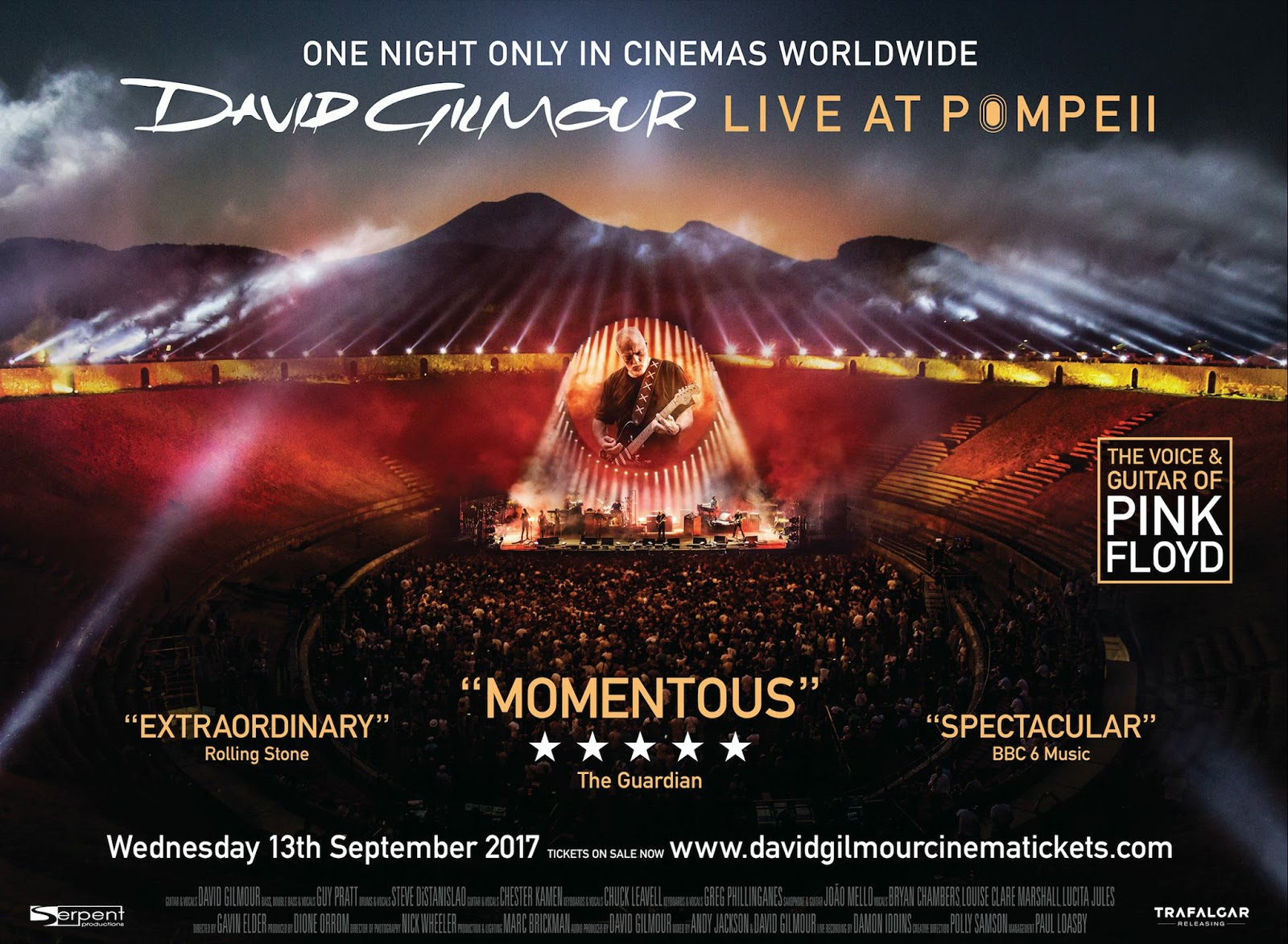 the movie sleuth cinematic releases david gilmour live at pompeii 2017 reviewed. Black Bedroom Furniture Sets. Home Design Ideas