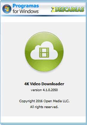 4K Video Downloader 4.5.0.2482 Full 2019 (Español) | MEGA