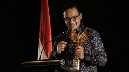 Lagi! Terima Penghargaan Cukup Bergengsi, Anies: Alhamdulillah, Netizen: Pemimpin Berprestasi Tak Akan Tertukar