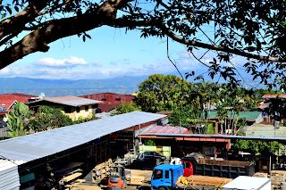 View in Santiago de Puriscal