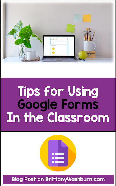 Google has so many amazing ways that teachers and students can use it, and Google Forms is one of the best ways to collect research, survey the students, or have them submit assignments. It is so simple to use, it saves you time, and you can get all the data in a spreadsheet when you're done.