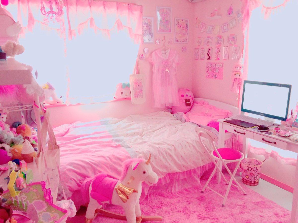 y u m e h o l i c: ♡ Dreamy・Fairy・Decora Bedroom Inspo