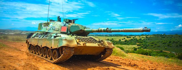 Η «διπλωματία των ασκήσεων» σε πλήρη εξέλιξη από τις Ένοπλες Δυνάμεις (ΦΩΤΟ)