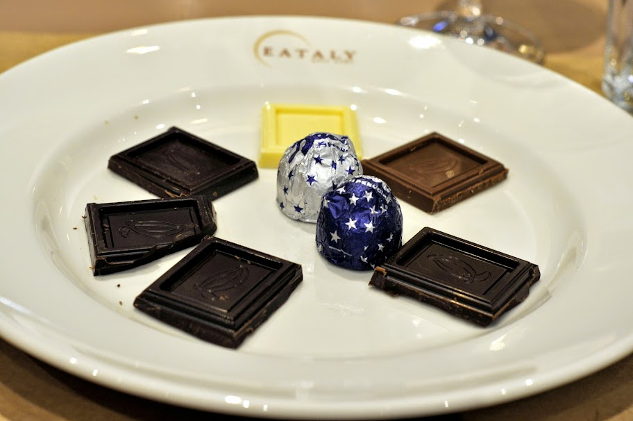 Plate of Perugina Chocolate with Baci | Taste As You Go