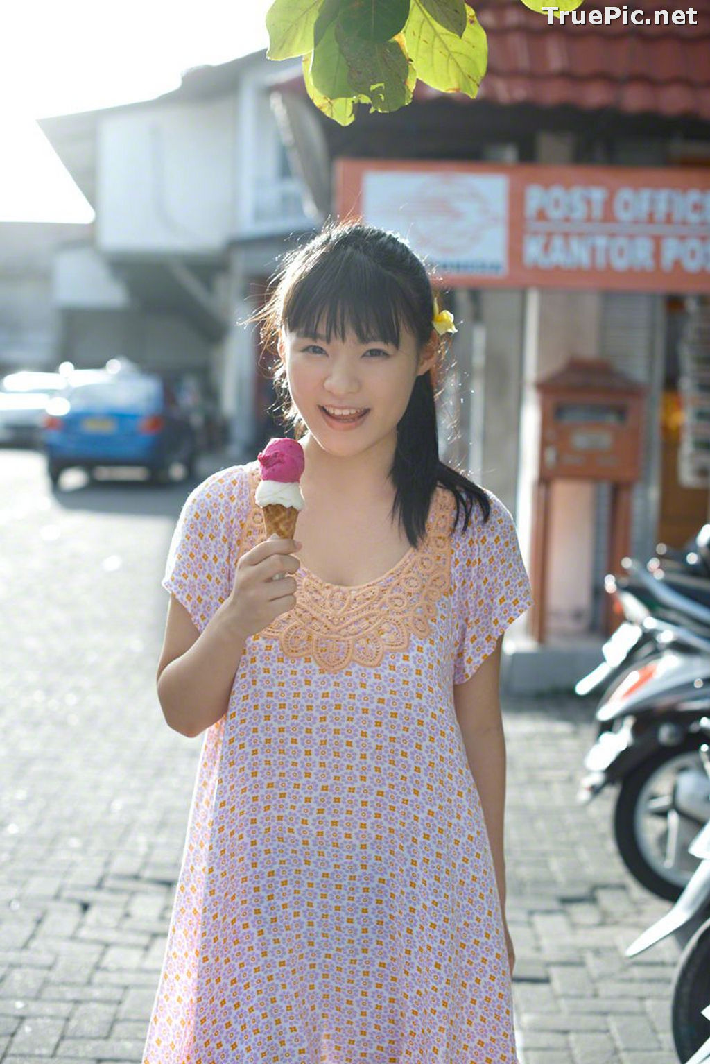 Image Wanibooks NO.121 - Japanese Gravure Idol - Mizuki Hoshina - TruePic.net - Picture-3