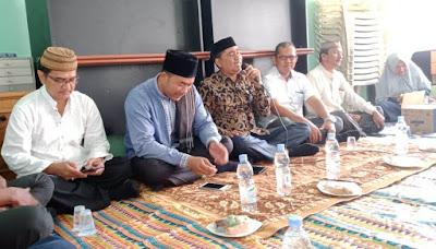 Dinas Pertanian dan Pangan Aceh Utara Gelar Pengajian Rutin Perdana