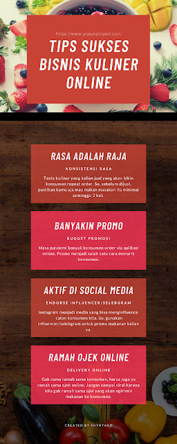 tips bisnis kuliner online