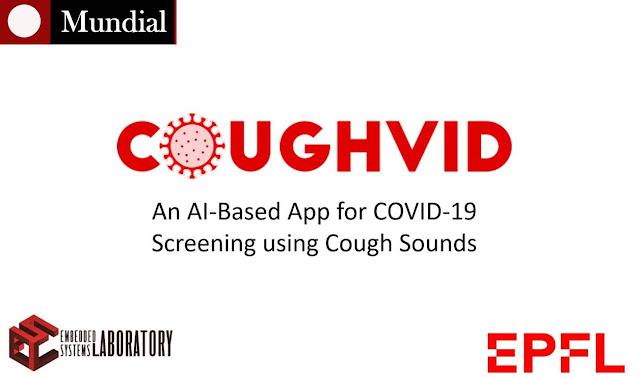 coronavirus. aplicacion