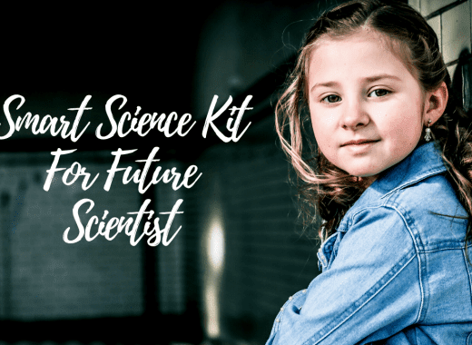 Smart Science Kit For Future Scientists