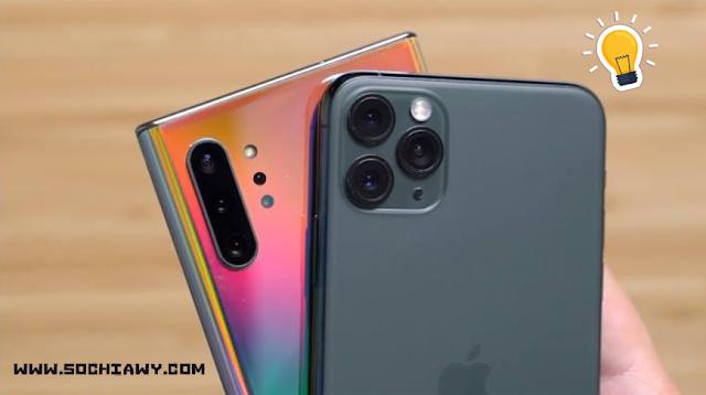 هاتف Galaxy Note10 Lite قد يأتي بتصميم كاميرات iPhone 11