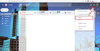 membuat tanda tangan di gmail