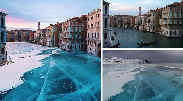 Venesia beku