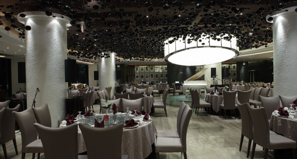 Architect Nota Design Architects Engineers Pte Ltd Photos Jian Long Luxury 5 Star Restaurant
