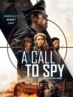 A Call to Spy [2021] [DVDR] [NTSC] [Latino]