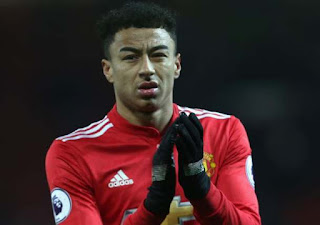 Man United Star Jesse Lingard Reveals The Three Heroes In His Life