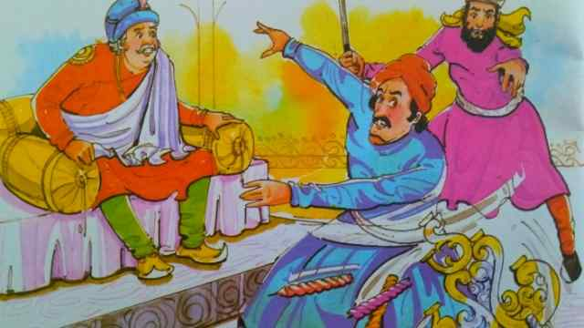 Children Story in Hindi with Moral