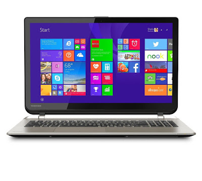 Toshiba Satellite S55t-B5152 15,6-Inch Intel Core i5 Touch screen Windows 8.1 Laptop Signature Edition Review