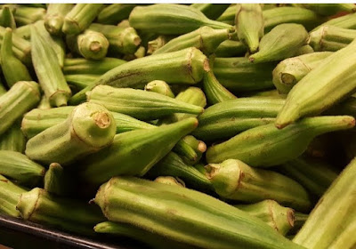 How to make okra soup by frying and without frying