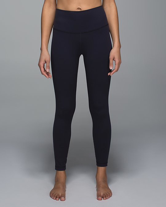 lululemon naval blue high times