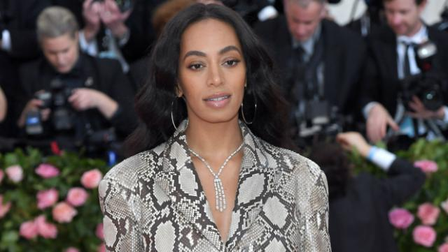Solange Knowles Denies Cheating With Manager