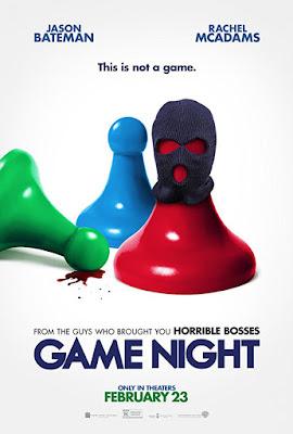 Watch Game Night (2018) Full Movie
