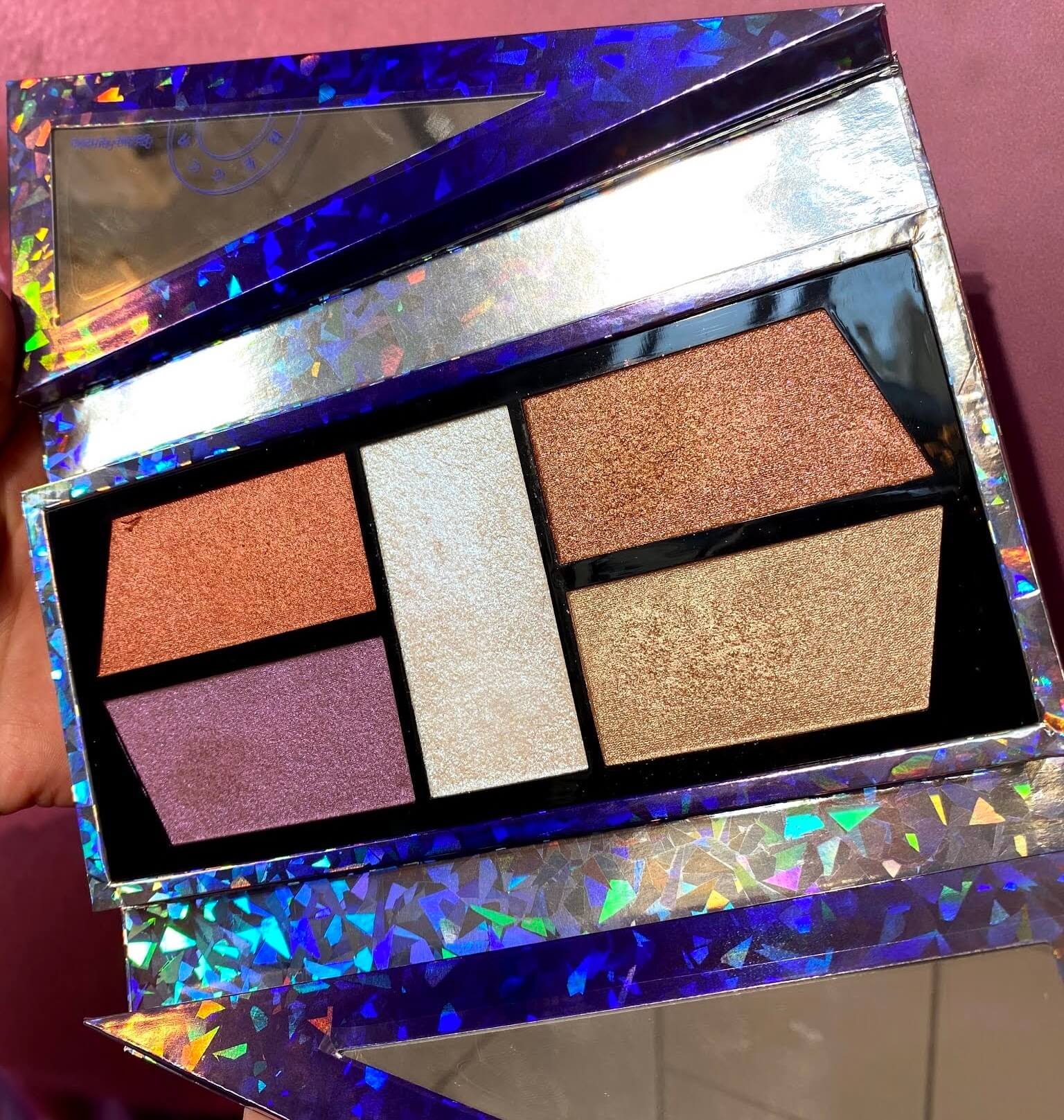 Becca Collection Noel 2020 Barbie Fereirra Palette