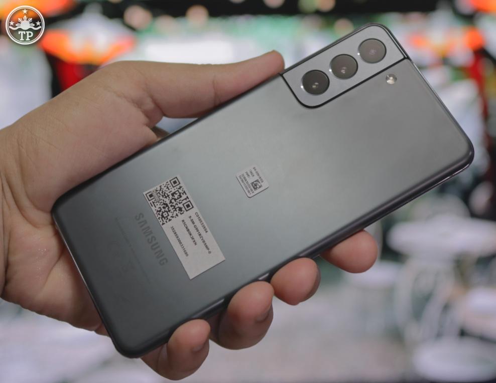 Samsung Galaxy S21 5G, Samsung Galaxy S21 5G Philippines, Samsung Galaxy S21 5G Phantom Grey