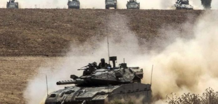 Χάος στη Συρία: Ισραηλινά τανκ βομβάρδισαν θέσεις της Χεσμπολάχ στα υψίπεδα του Γκολάν