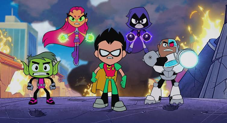 Teen Titans Go All Seasons All Episodes All Images In 720P