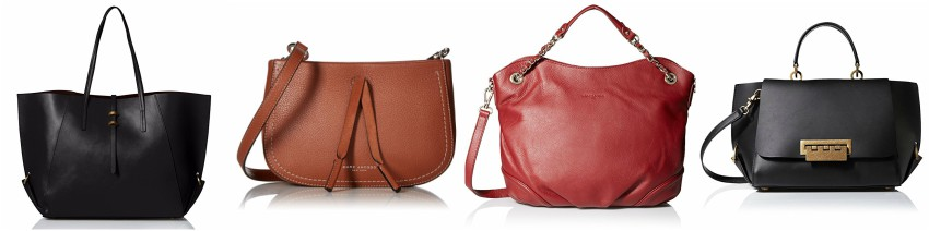 Handbags on sale from Zac Posen | Marc Jacobs | Lancaster Paris | Zac Posen