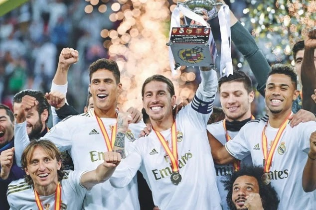 Spanish Super Cup hits records under new format