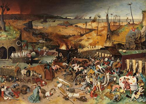 Triunfo de la muerte, Brueguel el Viejo