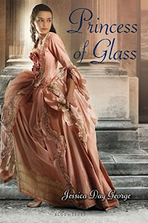 Princess of Glass - Jessica Day George