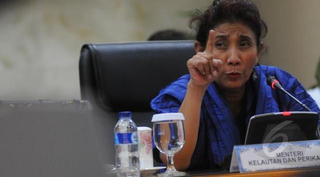 Menteri Susi Gagalkan Ekspor Ilegal 150.800 Lobster ke Singapura
