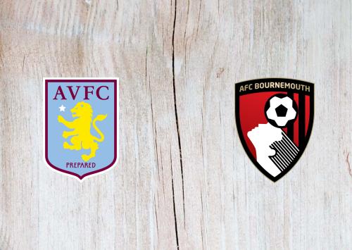 Aston Villa vs AFC Bournemouth -Highlights 17 August 2019
