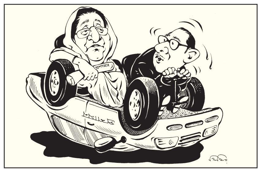 Favourite Cartoons by Shishir Bhattacharjee