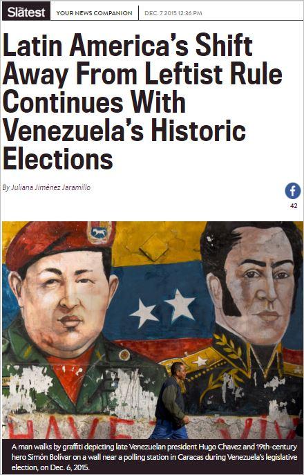 Hard kamp om chavez styre