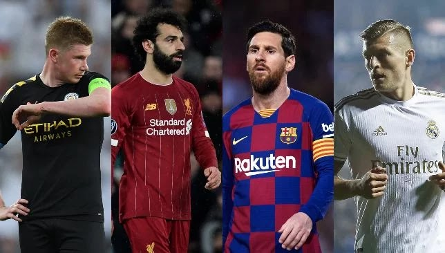 Why don't you apply the idea of matching the stars of La Liga and The Premier League?