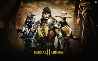 Mortal Kombat 11 ve Mortal Kombat Video Oyun Serisi