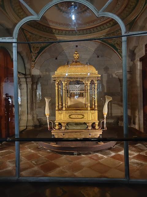 Golden Throne / Ambari in Mysore Palace