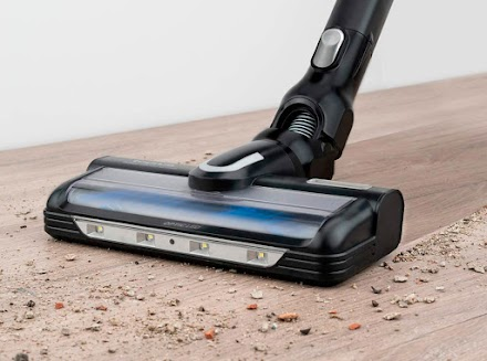 Aspirador escoba sin cable Taurus Ultimate Digital a prueba