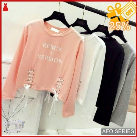 AFO373 Model Fashion Remix Modis Murah BMGShop