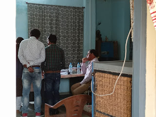 खबर का असर,सांसद नकुलनाथ ओर विधायक कमलेश शाह के द्वारा उच्च शिक्षा विभाग को पत्र लिखने के बाद हर्रई कॉलेज पहुंची जांच टीम